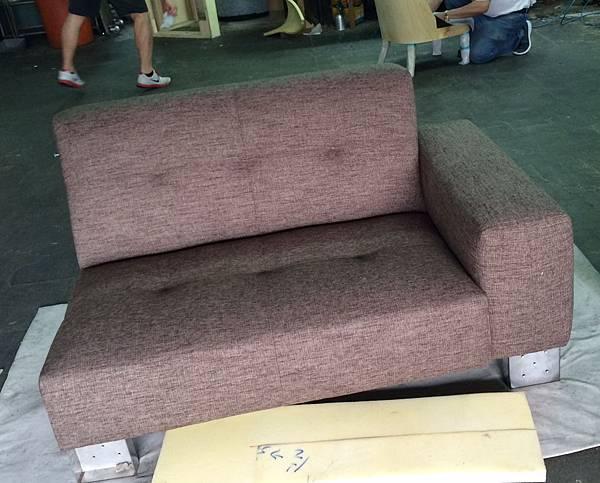 康康訂製家具-半成品-參考Rolf Benz 50布沙發-9