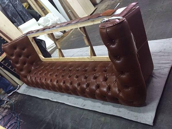 康康專業訂製家具-半成品-參考Poltrona Frau-2
