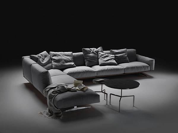 Flexform sofa-softdream-3