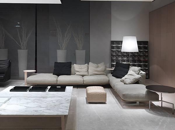 Flexform sofa-softdream-6