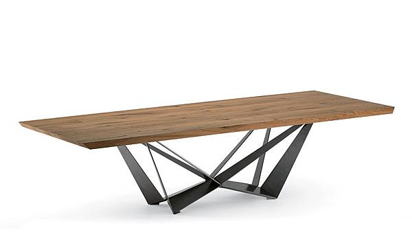 Cattelan Italia Table-FIXED SKORPIO-1