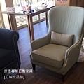 新古典風格單椅-2