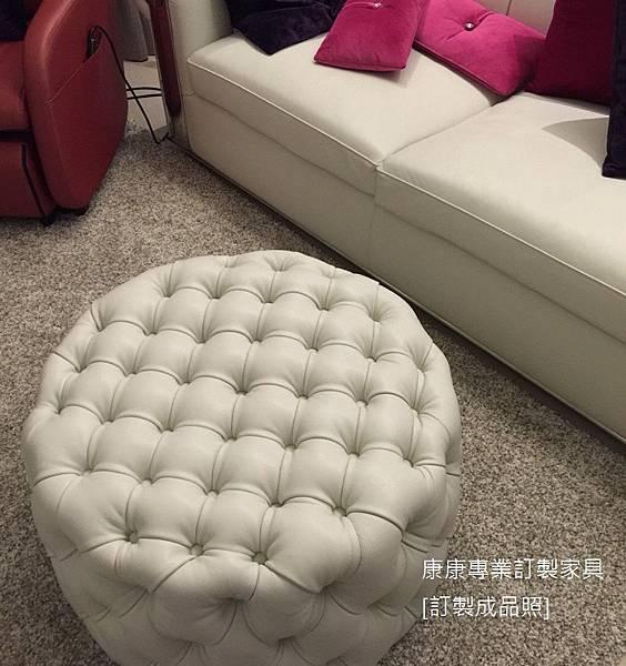 圓形腳椅-1