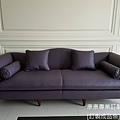 訂做沙發-CG Le Lolbert款型半苯染皮沙發