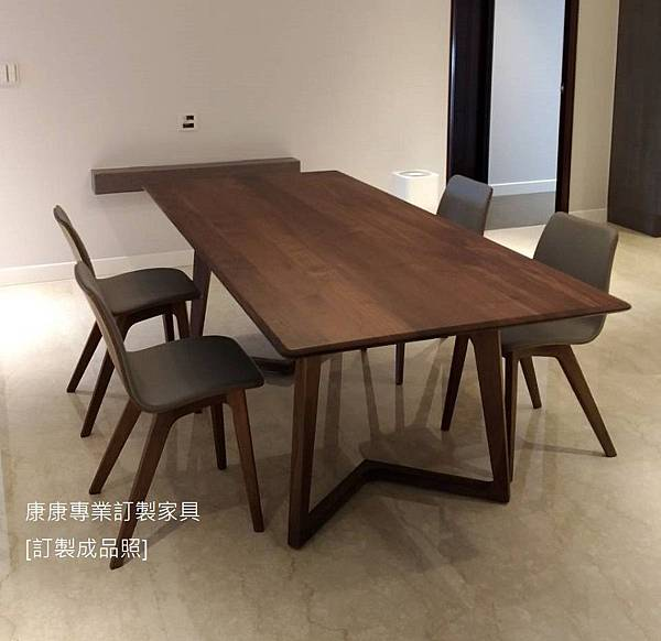 TWIST款型餐桌-1