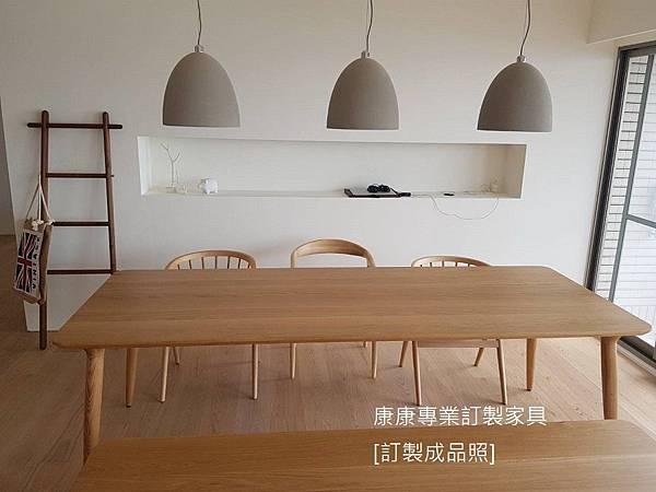Zio款型餐桌椅凳-2