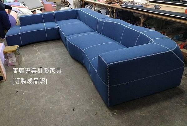 Bend款型沙發-8
