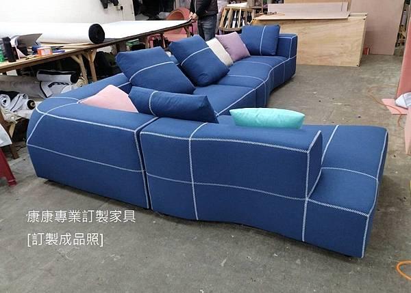 Bend款型沙發-10