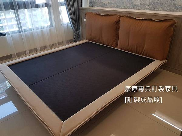 Arketipo款型床架-3