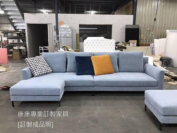 Allen款型沙發W316L153+腳椅-8