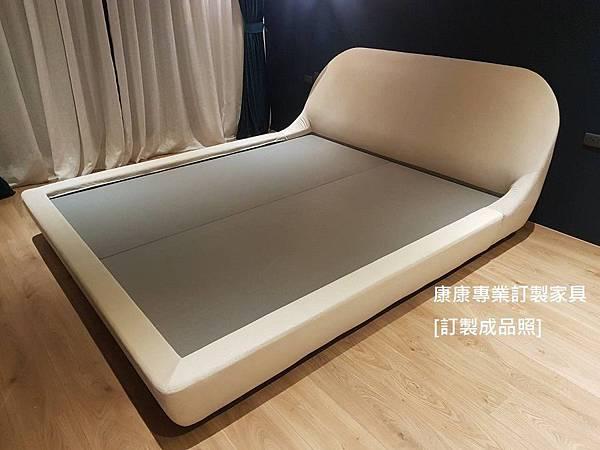 訂製家具-Lacoon床架-1