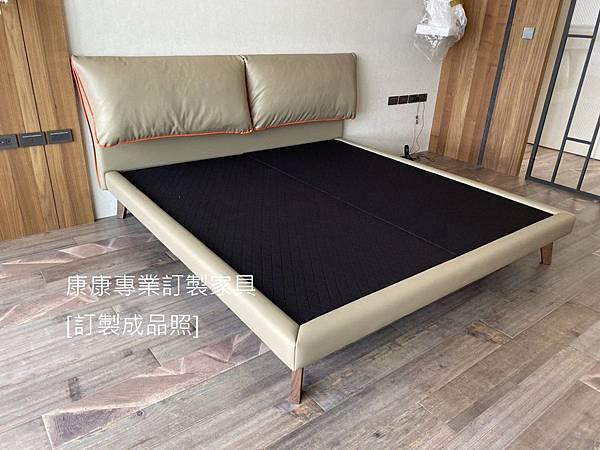 訂製家具-ADAM款型床架-1