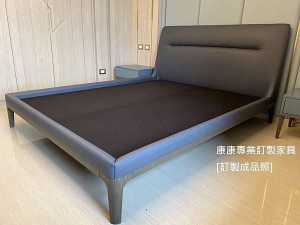訂製家具-Victoraino床架5尺