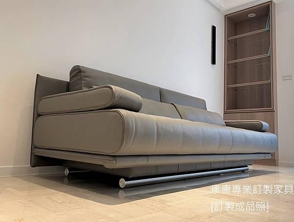 6500沙發W223+腳椅