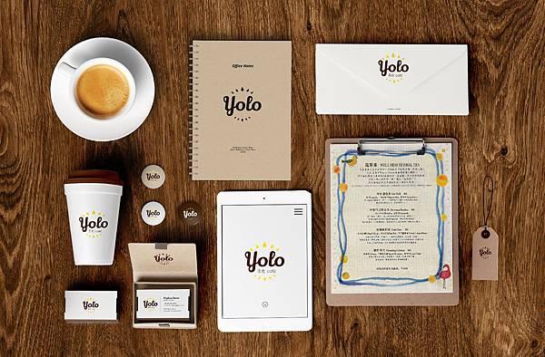 品牌-包裝設計-視覺設計-logo-yolo cafe --台中-推薦-設計-www.holycow.com.tw-01首