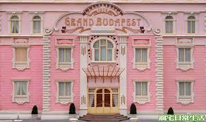 「the grand budapest hotel 電影」的圖片搜尋結果