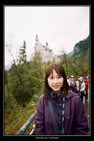 Day7 新天鵝堡 (Neuschwanstein Castle)