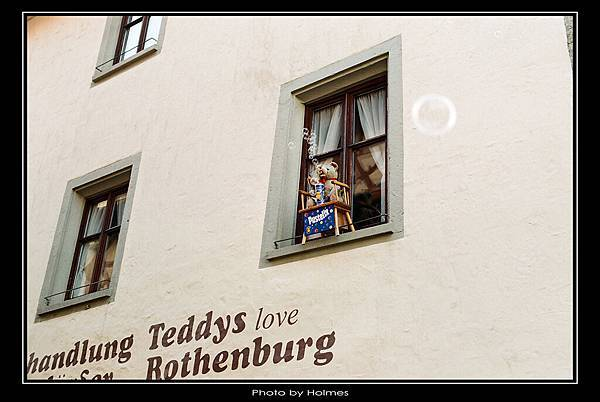 Day9 羅騰堡 (Rothenburg ob der Tauber)