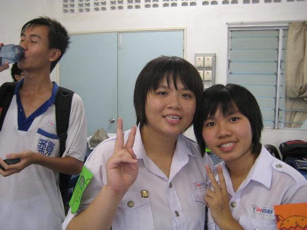 佳燕和惠瑛