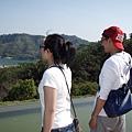 遠眺..三義鯉魚潭