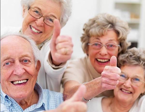 銀髮族退休生活好精采