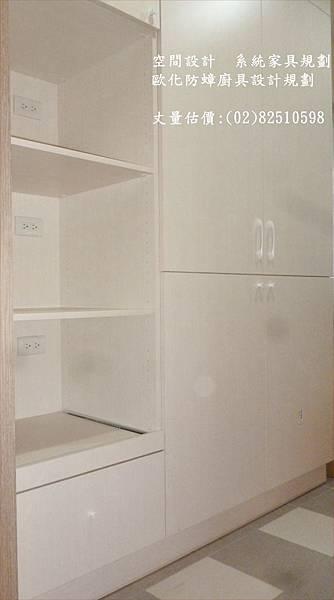 2   廚房翻新設計  -廚房廚具電器櫃規劃服務電話(02)82510598