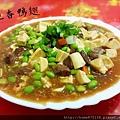 毛豆牛腱燴豆腐