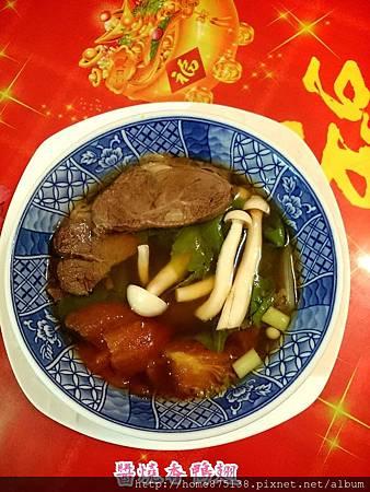暖呼呼的牛肉蕃茄湯