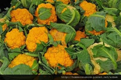 broccoli橙黃