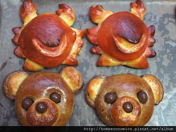 13動物麵包