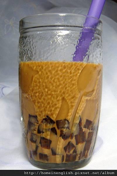 珍珠奶茶(小)