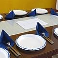 夏季海鮮趴桌飾