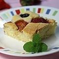 簡易版草莓蛋糕