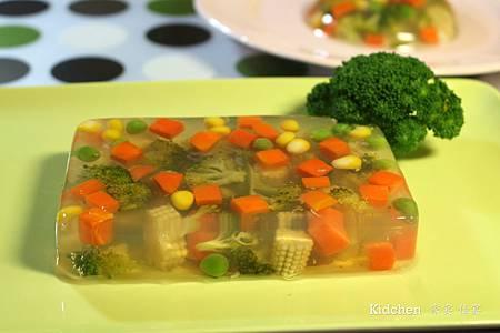 絕美蔬菜凍