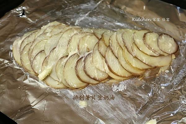 排列薯片塗奶油.jpg
