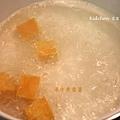 沸水煮番薯