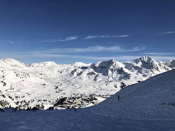 sonnig Obertauern