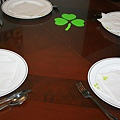 St Patrick's Day: Tablespace 5