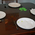 St Patrick's Day: Tablespace 3