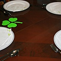 St Patrick's Day: Tablespace 6