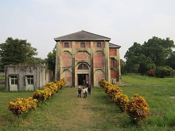 台南水道古蹟建築