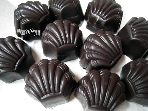 苦甜黑巧克力