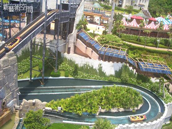 從纜車上俯瞰海洋公園2.jpg