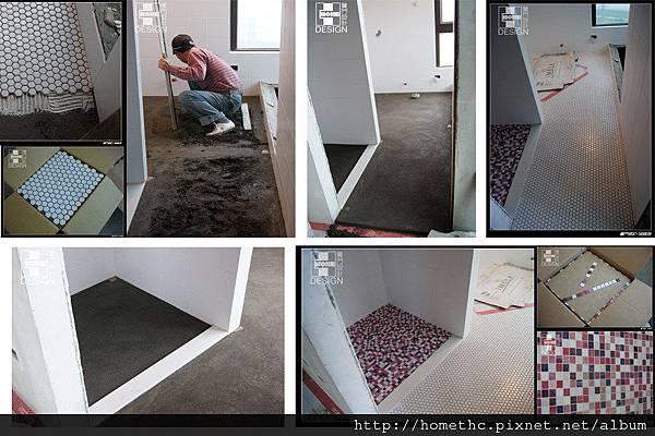 貼地磚-1蜂巢式