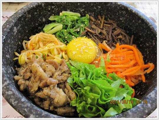 石頭疏菜拌飯.JPG