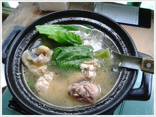 松竹園雞湯