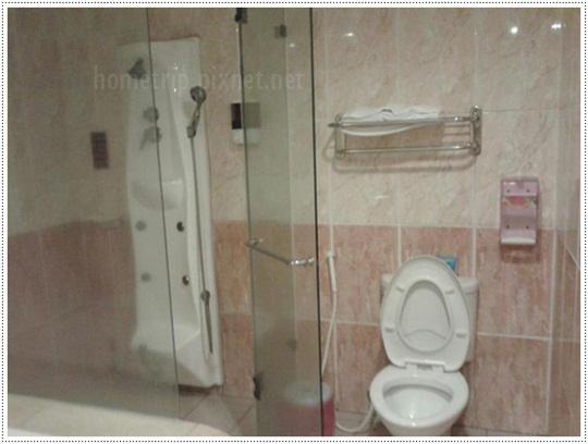 陽明山中華電信會館分離式衛浴設備