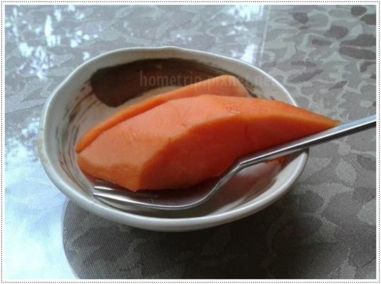 山櫻訪紅蘿蔔前菜