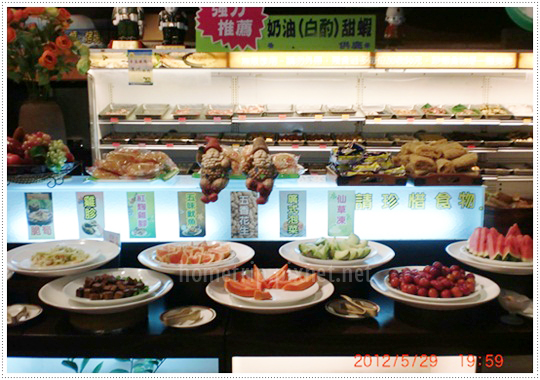 八國料理歐式自助百匯