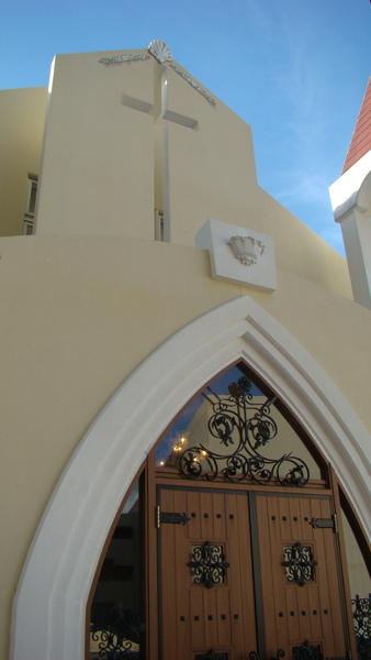 Le Angemarry Church